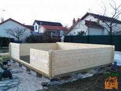 Construire une cabane en bois pour les debutants stmb construction