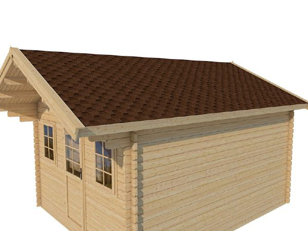 ll Comment isoler le sol et la toiture d'un chalet bois en kit