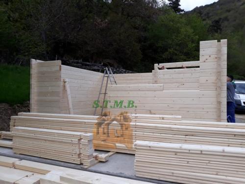 Le bois comme materiaux de construction