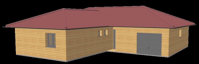 Maison bois 120 stmb construction