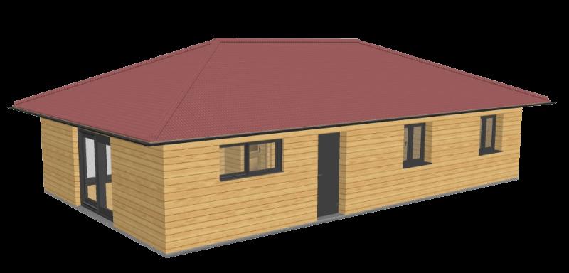 Maison bois 84 stmb construction