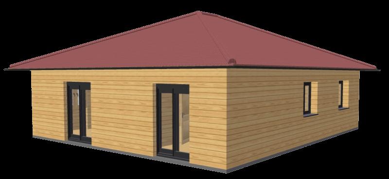 Maison bois 86 stmb construction