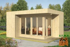 Maisonnette de jardin stmb construction