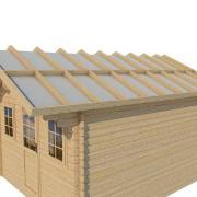 Montage structure bois isolation toit