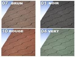 Shingle Roof : COTON 7.5