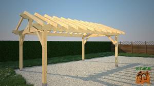 Pergolas en bois stmb construction