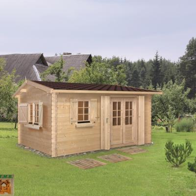 Ph1 kit chalet bois jardin goumi 18 20m stmb construction