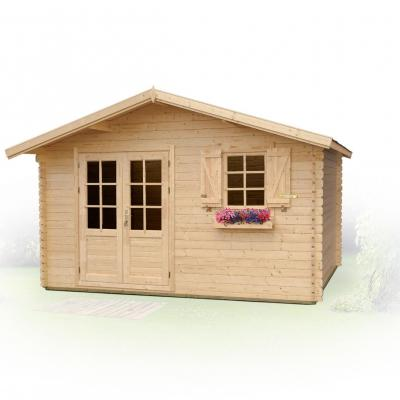 Ph1 kit chalet bois jardin raisin 14 stmb construction