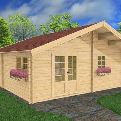 Ph1 kit chalet bois loisirs chataignier stmb construction 1