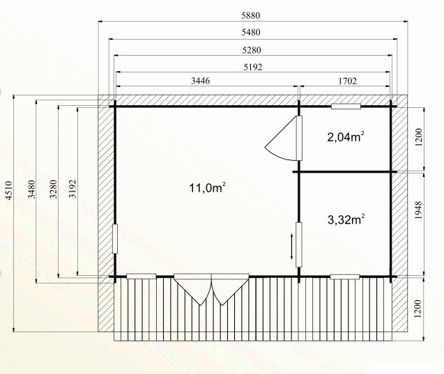 Ph6 kit chalet bois jardin syni mini 17 stmb construction