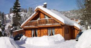 Photo 1 chalet bois rustique
