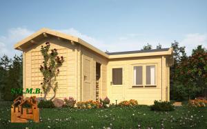 Photo 1 si la cabane en bois de votre enfance devenait votre maison stmb construction