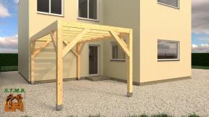 Photo 2 les principaux criteres de choix d une pergola bois stmb construction