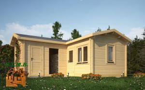 Photo 2 si la cabane en bois de votre enfance devenait votre maison stmb construction
