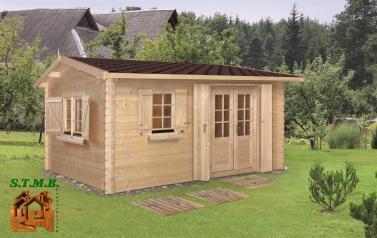 Photo 3 abri de jardin la structure qui s adapte a votre exterieur stmb construction