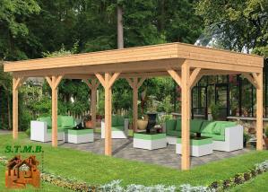 Photo 3 les principaux criteres de choix d une pergola bois stmb construction