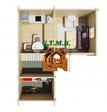 Photo 3 si la cabane en bois de votre enfance devenait votre maison stmb construction