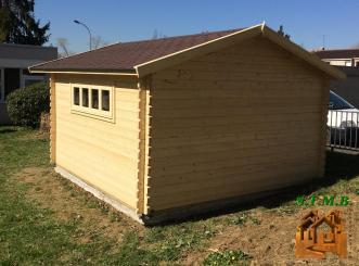 Photo 4 chalet bois perpignan stmb construction