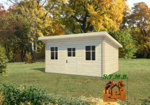 Photo 4 la cabane en bois la construction qui evolue dans le temps