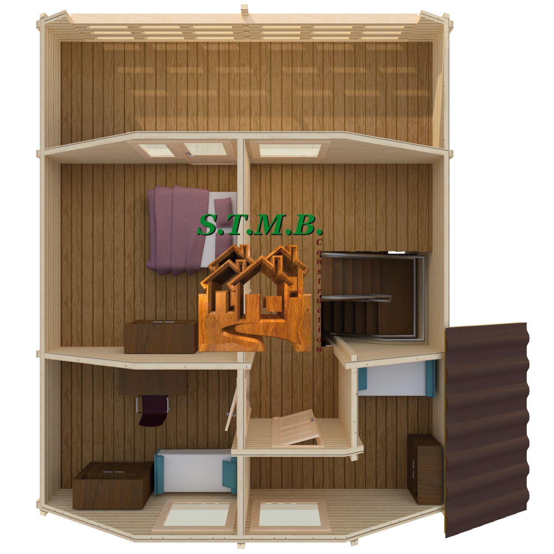une maison en kit pour un maximum de confort stmb. Black Bedroom Furniture Sets. Home Design Ideas