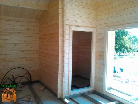 Photo 6 chalet en bois habitable garage stmb construction