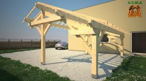 Photo 6 les principaux criteres de choix d une pergola bois stmb construction