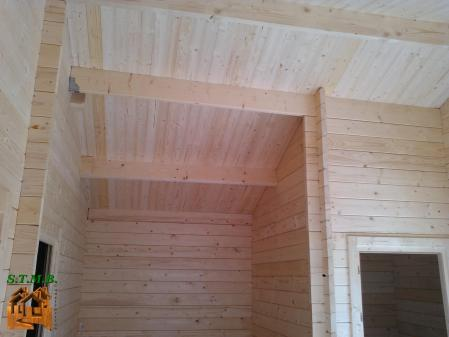Photo 7 chalet en bois habitable garage stmb construction