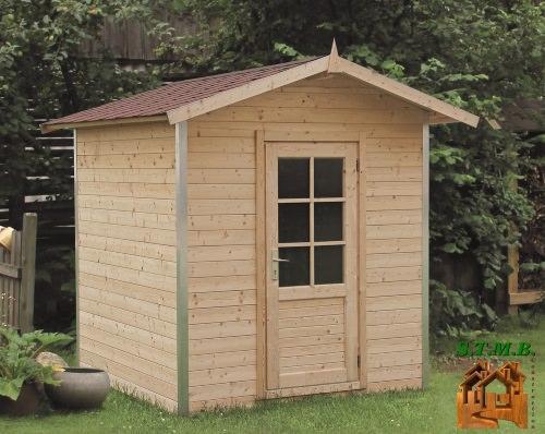 Petits abris de jardin bois en kit stmb for Aide jardin conseil