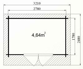 Plan cabane de jardin cabanes de jardin cabane en bois cabanes en bois olivier 7