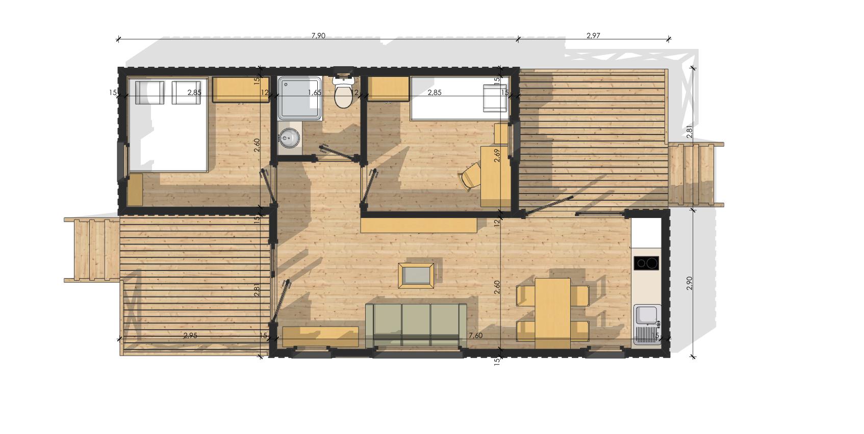 Plan1 habitat modulaire 35 stmb