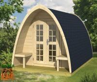 Pod camping stmb construction