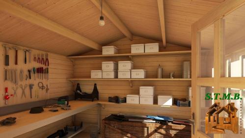 Pourquoi avoir un abri de jardin stmb construction