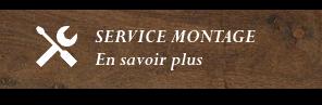 Service montage btn
