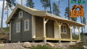 Styles chalets bois stmb construction