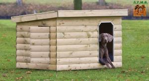 Un abri de jardin pour son animal de compagnie stmb construction