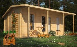 Utilisations abri de jardin en bois